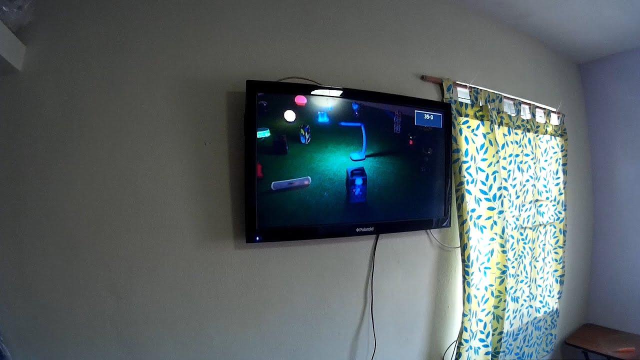 Soporte casero para TV LCD 32 pulgadas  YouTube
