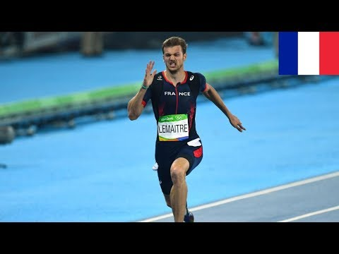 Christophe Lemaitre - Sprinting Montage