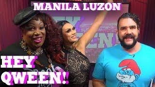 Rupaul's Drag Race All Star MANILA LUZON On Hey Qween SEASON 5 FINALE With Jonny McGovern PROMO