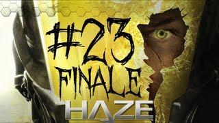 HAZE - Gameplay Walkthrough - Part 23 - Finale [HD]