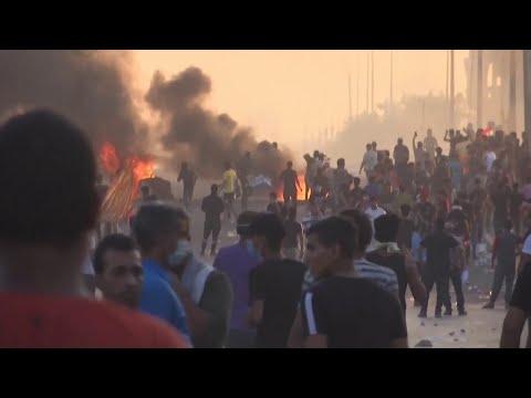 العراق.. من أمر بقتل المتظاهرين؟  - 01:53-2019 / 10 / 13
