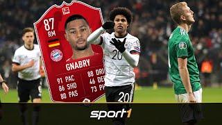 Spieler des Monats: Gnabry bekommt 87er Karte bei FIFA 20 | SPORT1 - FIFA News