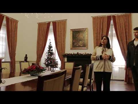 Visita ao Palácio de São Lourenço com o '+ Criatividade' [Vídeo]