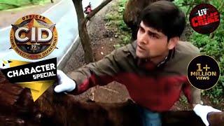 लाल बरसात का Secret जानने के लिए Nikhil चढ़ा पेड़ पर   सीआईडी   CID   Character Special
