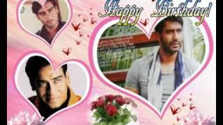 Happy Birthday!Ajay Devgn!
