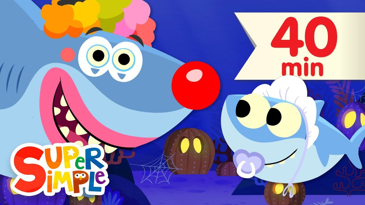 Baby Shark Halloween | + More Kids Songs for Halloween ...