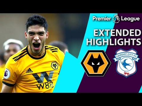 Wolves v. Cardiff City | PREMIER LEAGUE EXTENDED HIGHLIGHTS | 3/2/19 | NBC Sports