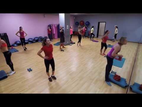 Групповая тренировка Low body power с Внуковой Татьяной