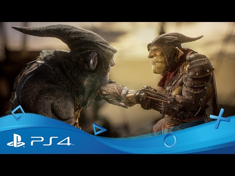 Styx: Shards of Darkness | Co-op Trailer | PS4