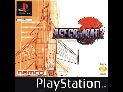 Прохождение Ace Combat 2 (PS1) Часть 1-я