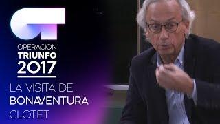 La visita del DR BONAVENTURA CLOTET | OT 2017