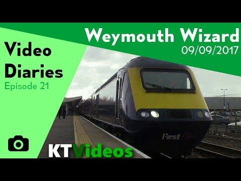 The Weymouth Wizard - KTV Video Diaries: Episode 21