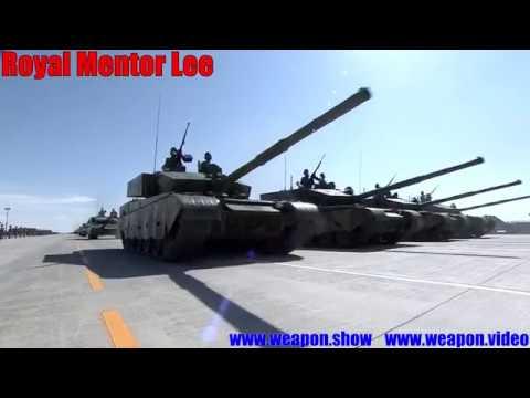 China army display strength in Gobi Desert
