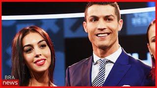 Georgina diz que Ronaldo é a sua