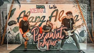 IWAN FALS - PESAWAT TEMPURKU ROCK COVER by NTGB