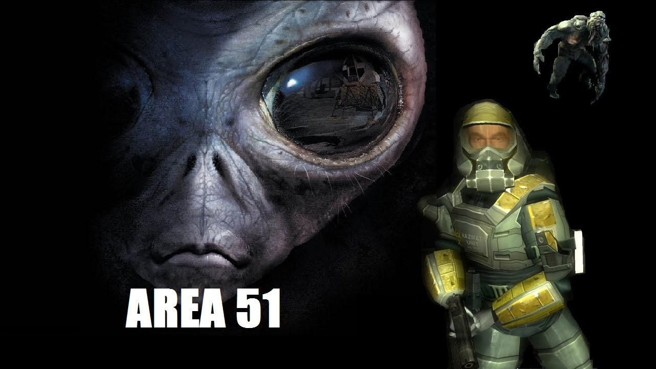 Area 51 1 come ando a jogar youtube for Area 51 progetti