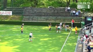 Feldhockey bundesliga damen htcu - hthc