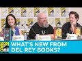 What's New from Del Rey Books Panel | San Diego Comic-Con 2018
