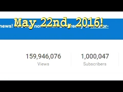 One Million Subscriber Special: 7 Years and 111 Days of Destruction!