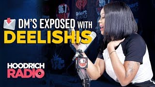 DM's Exposed: How Deelishis Shot Her Shot with Shannon Sharpe, Matt Kemp, & More with DJ Scream