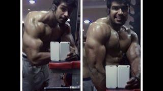 Manesh Madhavan's ARM WORKOUT