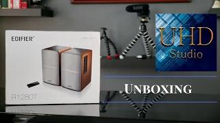 Unboxing - Edifier R1280T Speakers