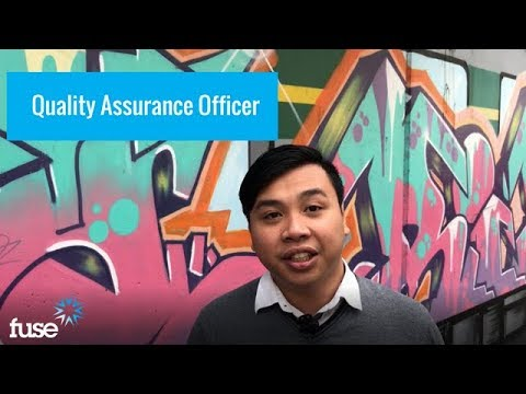 Fuse Job Opportunity: Quality Assurance Officer, Melbourne