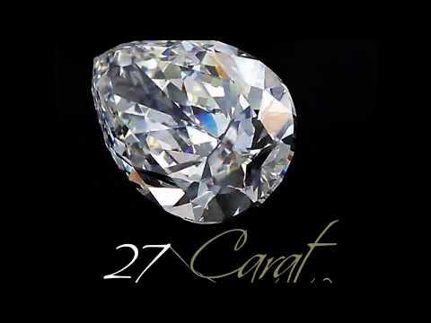 27 Carat 💎 Collection VVS by #middiamonds