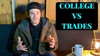 College vs The Trades