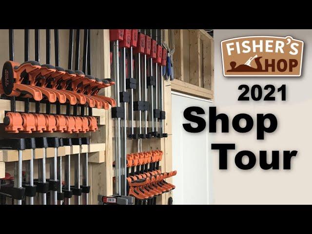 Fisher's Shop - Shop Tour 2021