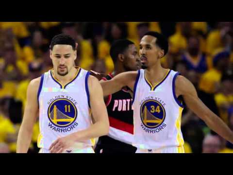 Portland Trail Blazers vs. Golden State Warriors: Game 1 by the numbers