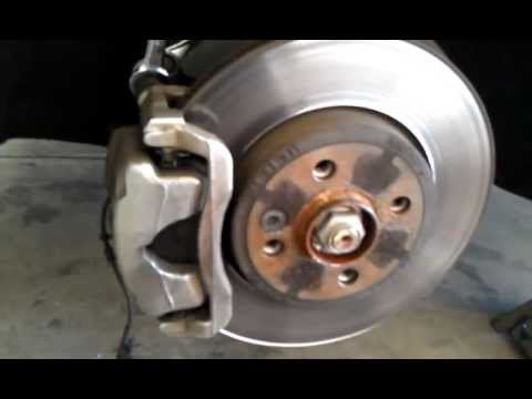 how to change brakes on a mini cooper youtube. Black Bedroom Furniture Sets. Home Design Ideas