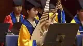 Video Clip On Taoist Music Jing Shui Yue (天師府淨水樂短片)