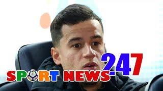 Philippe Coutinho Barcelona price tag set amid Man Utd transfer link