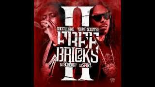 Gucci mane ft Young scooter - Faces ( FREE BRICKS 2)