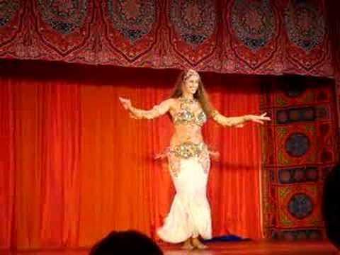 Sadie Belly Dancing