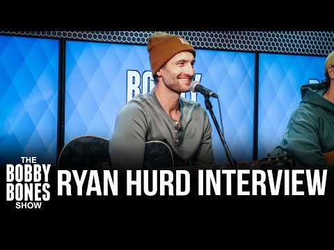 Ryan Hurd On His New Album 'Pelago' & Being A Songwriter