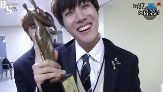 BTS J-Hope Laughing Compilations Part 9