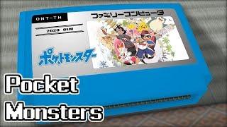 1・2・3/Pocket Monsters 8bit