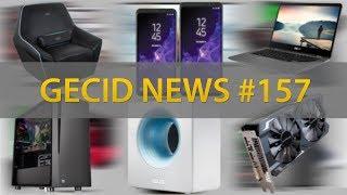 GECID News #157 ➜ Intel Cannon Lake появятся в 2018 ▪ предстоящие CPU и GPU от AMD