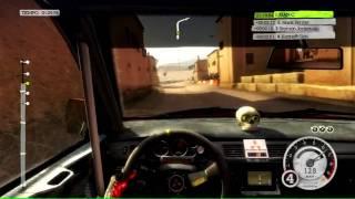 Colin McRae Dirt 2 - Gameplay Ati Hd 4870 - HD 720p