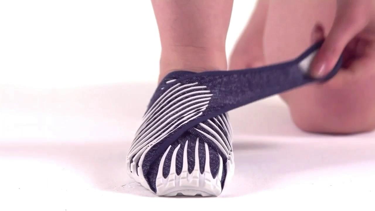 teknologi masa lalu yang tidak akan di temui anak zaman sekarang Sepatu Lipat Teknologi Kolaborasi Jepang-Italia