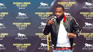 Adrien Broner - On God and nim