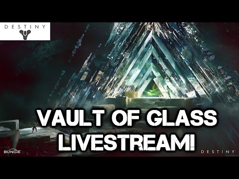 Destiny vault of glass not matchmaking