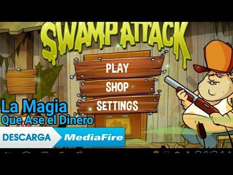 Swamp Attack Hackeado Dinero Ilimitado 99999999+  Nueva Versión 2019 Por Mediafire