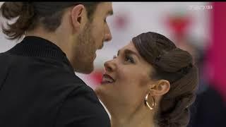 Laurence FOURNIER BEAUDRY & Nikolaj SORENSEN Rhythm Dance 2019 Canadian National Championships