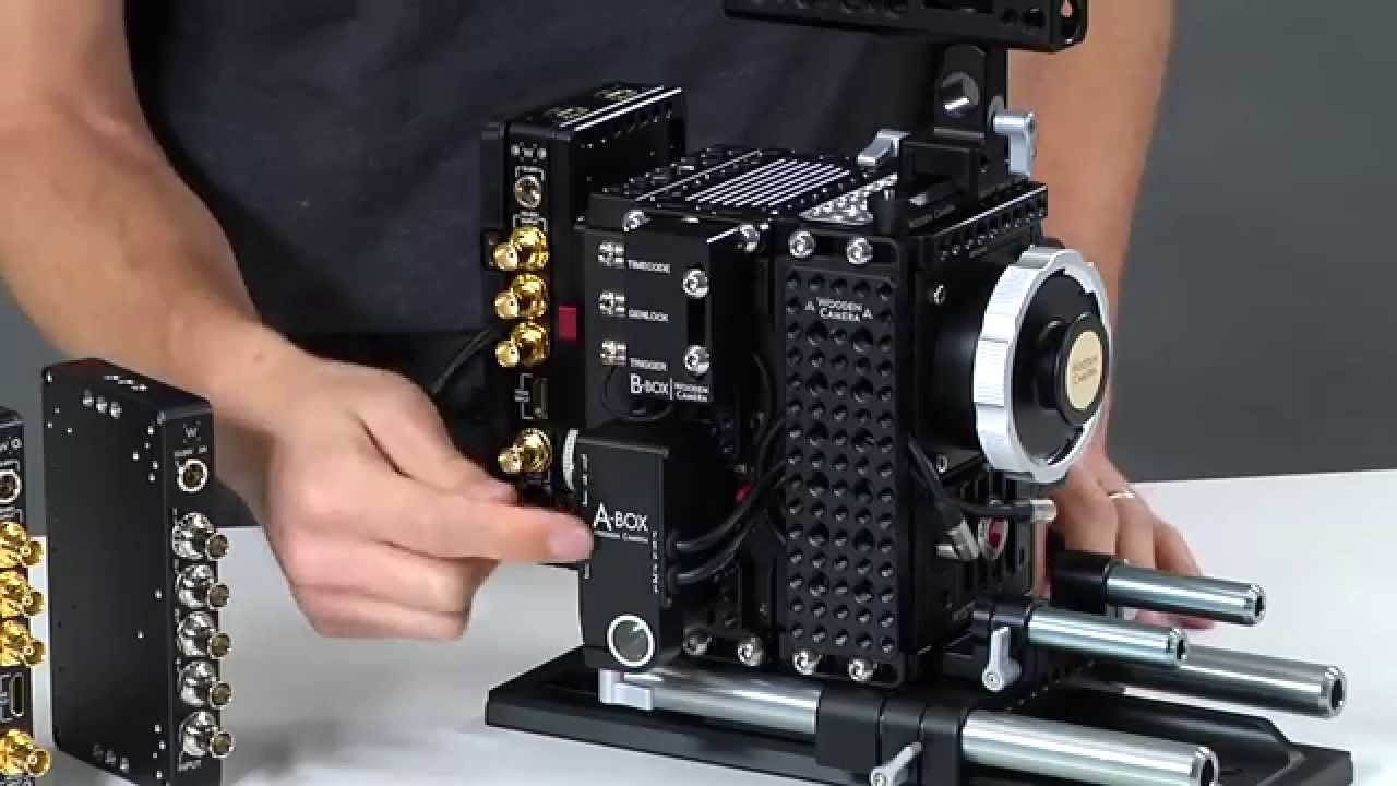 RED Epic, Scarlet, & Dragon Adapter Boxes Overview