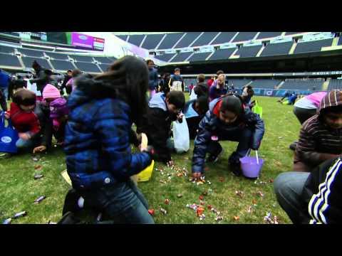 Chicago Park District April 2014: Bunny Events