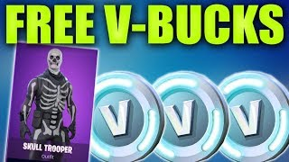 Free Fortnite V Bucks Giveaway?!