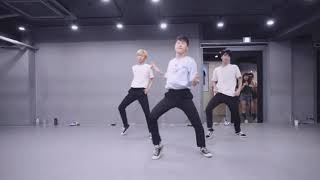 I Like Me Better - Lauv / Jinwoo Yoon choreography mirror
